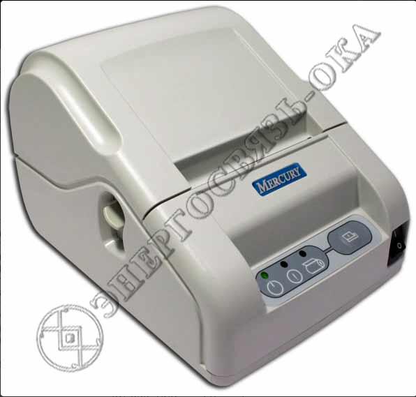Фискальный регистратор термопринтер Меркурий-119Ф